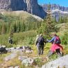 Hike to Bullhead Lake in Glacier National Park