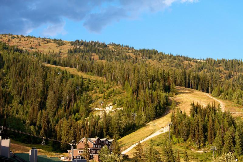 Big Mountain, Whitefish, Montana