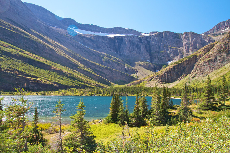 Hiking to Bullhead Lake is one of our favorite Glacier National Park hiking experiences.