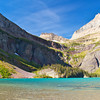 Grinnell Lake in Glacier National Park (2)