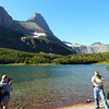 Red Rock Lake at Glacier National Park