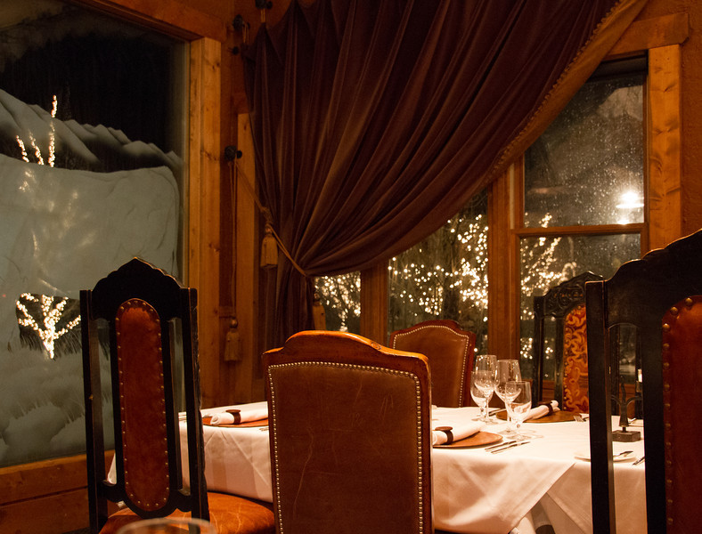 Pomp Dining Room