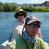 Donna and Chris of Cross Currents Fly Shop #2