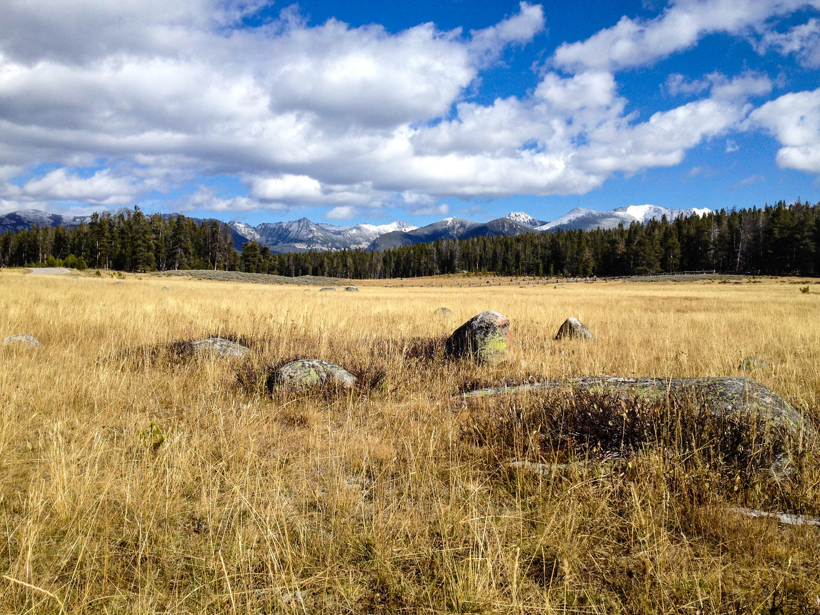 You'll discover Montana's big sky while exploring the Pioneer Mountains Scenic Byway on a summer road trip.