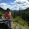 ATV ride in Flathead National Forest