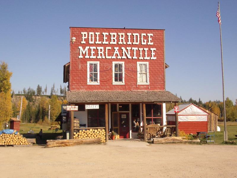 Polebridge Mercantile