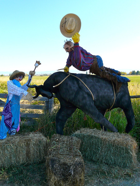 2010 Scarecrow Festival #4