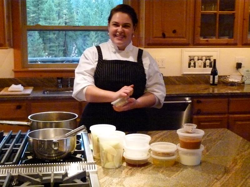 Executive Pastry Chef Natasha Platt
