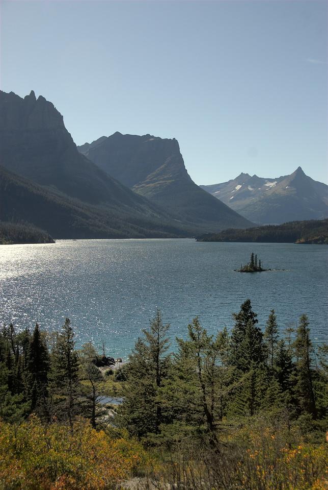 Belly River in Glacier National Park, Montana