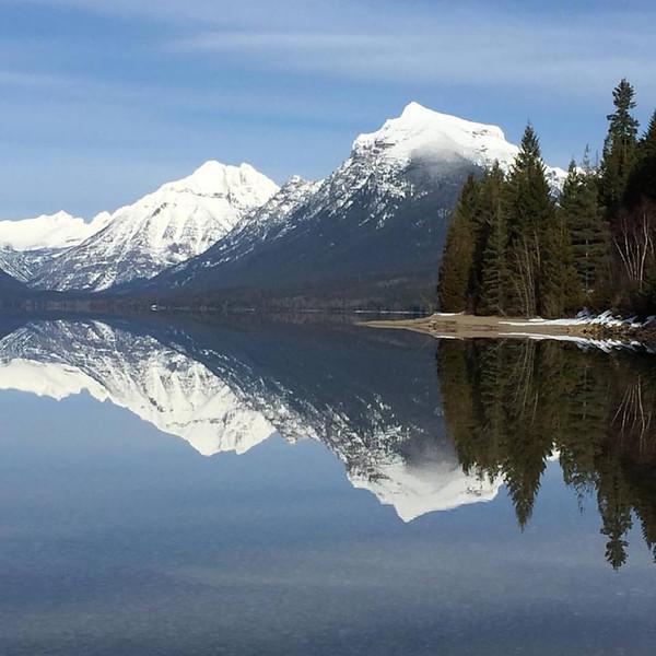 Glacier National Park Travel