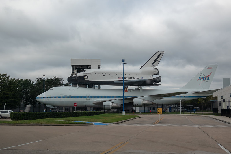 NASA, Houston.