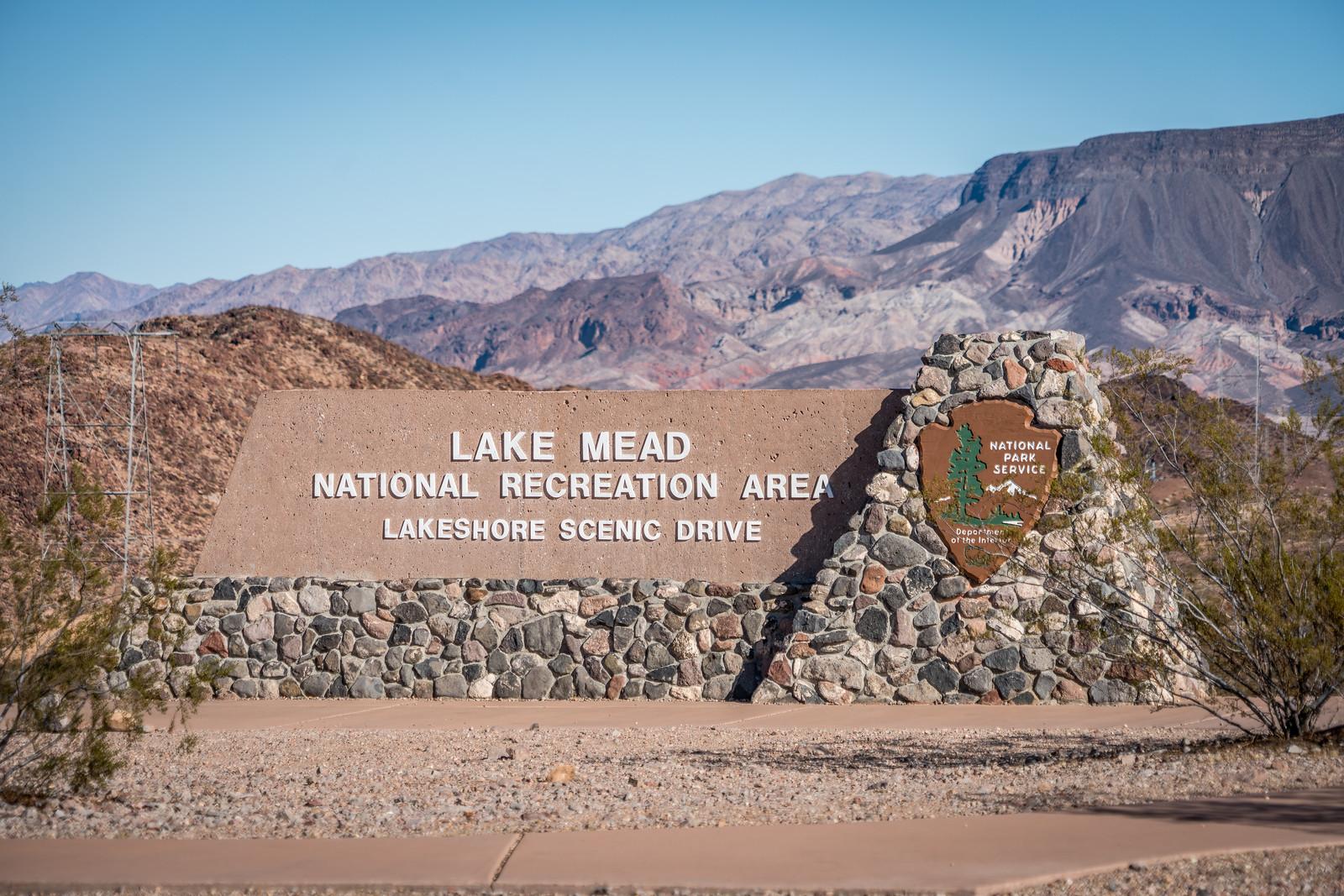 Lake Mead National Recreation Area, Nevada/Arizona