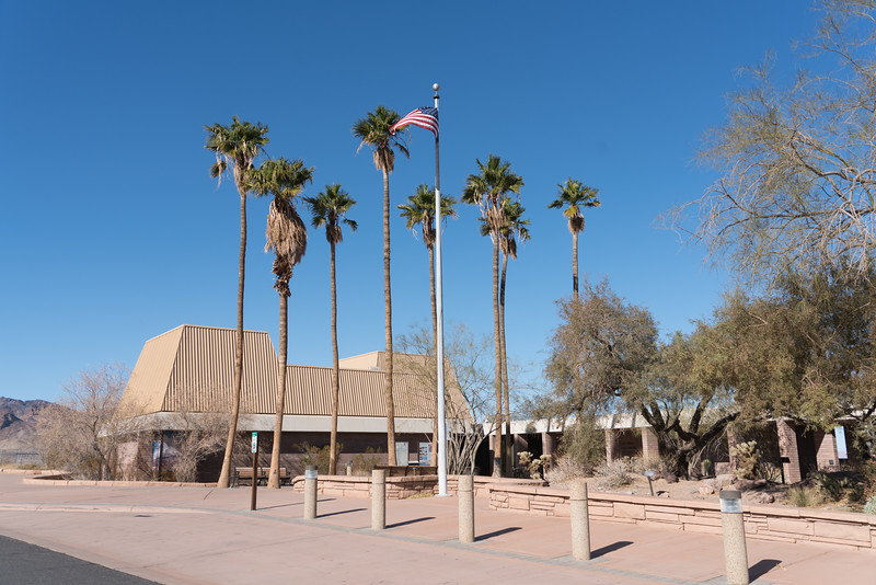Lake Mead National Recreation Area Visitor Center