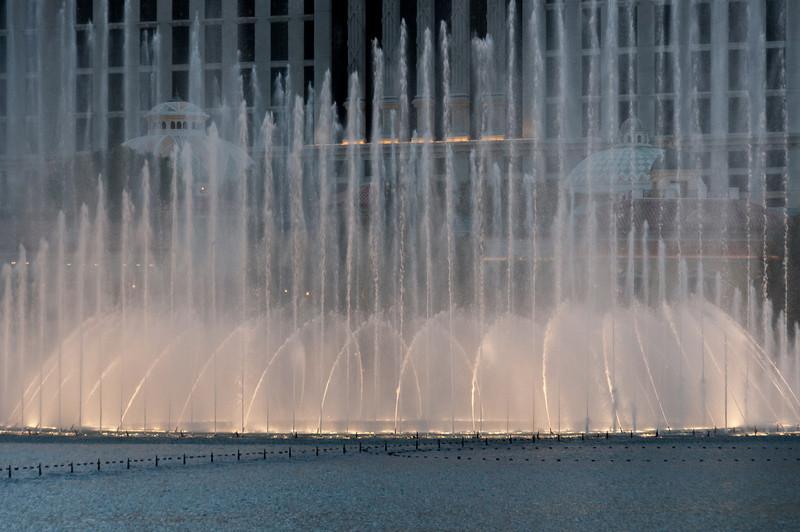 Fountains of Bellagio in Las Vegas, Nevada