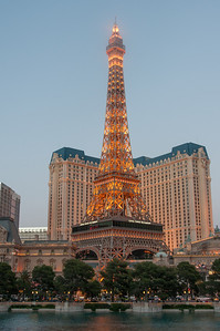 Eiffel Tower at Paris Las Vegas Hotel & Casino