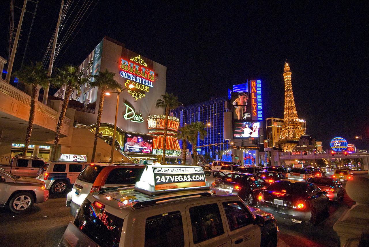 Bill's Gamblin' Hall & Saloon in Las Vegas, Nevada