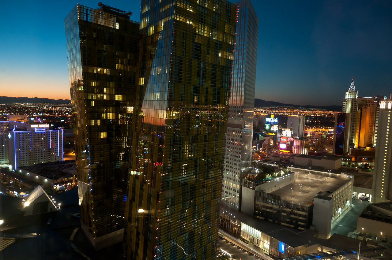 Veer Towers in Las Vegas, Nevada