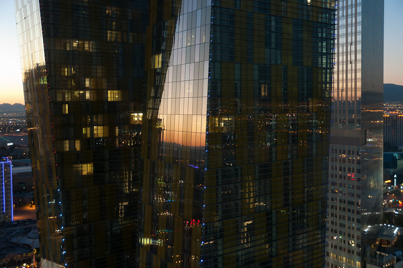 Veer Towers in Las Vegas, Nevada