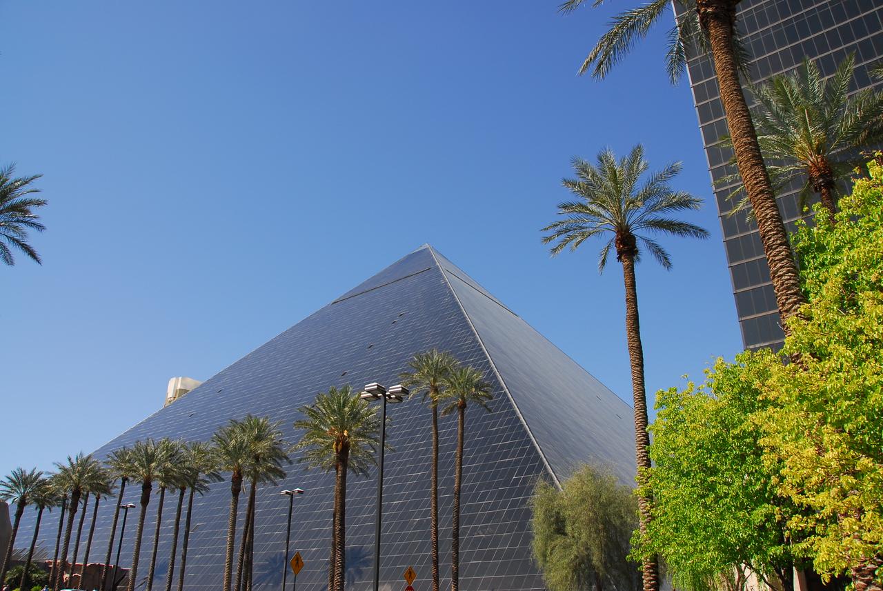 Luxor Las Vegas in Nevada
