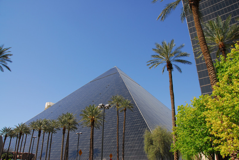 Luxor Las Vegas in Nevada