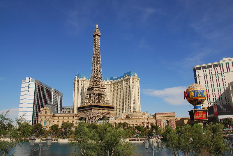 Paris Las Vegas Hotel and Casino in Nevada
