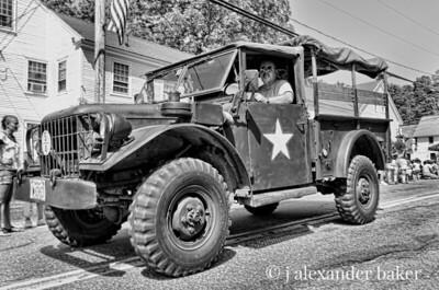 Antique Military Vehicles!