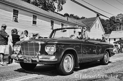 A '62 Studebaker Lark convertible, really??!! Wow