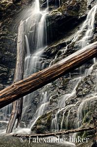 Ramapo Falls version 1, color