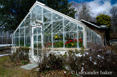 Greenhouse, Skylands Manor