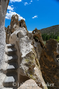 Bandelier National Monument,m New Mexico