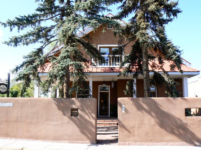 El Paradero Bed & Breakfast Inn in Santa Fe, New Mexico