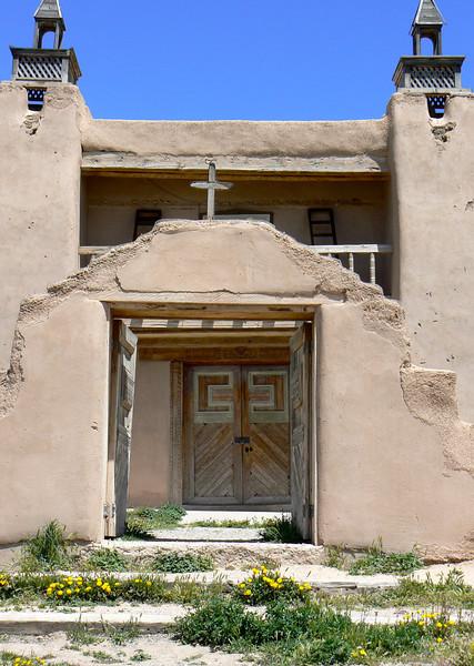 Church in Truchas