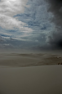 White Sands National Monument. NOT a world heritage site.