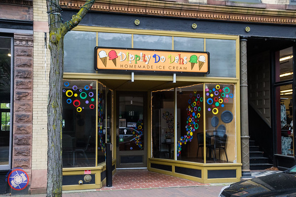 Former Location of Dippity Do Dahs - You Will Now Find Them Down the Street at 46 East Market Street in Corning (©simon@myeclecticimages.com)