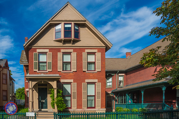 The Museum and Former Home of Susan B. Anthony (©simon@myeclecticimages.com)
