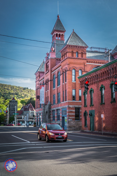 Rockwell Museum in Downtown Corning (©simon@myeclecticimages.com)