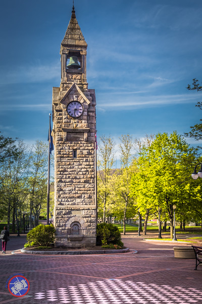 The Bell Tower at Market and Pine in Corning (©simon@myeclecticimages.com)