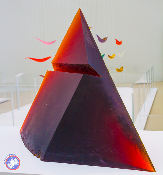 Glass Pyramid at the Corning Museum of Glass (©simon@myeclecticimages.com)