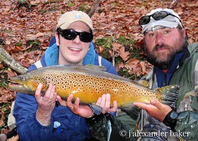 Jamie & Ken Tutalo with Big Brown