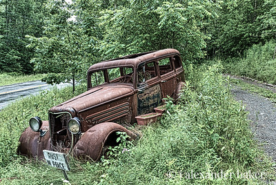 Rust in Peace, Catskill Mountains, NY