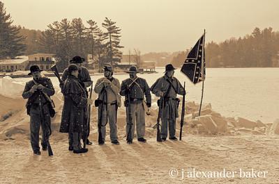Cold Confederates II Sepia