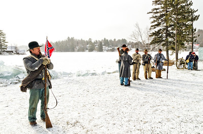 Cold Confederates!