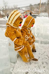 Sad Gingerbread kids