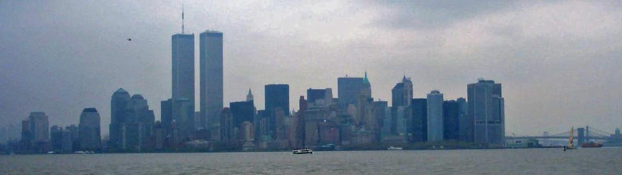 NY Skyline pre 9-11