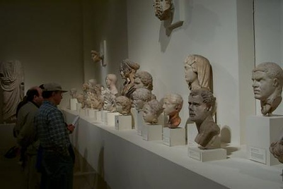 Head Room - Metropolitan Museum of Art, NY