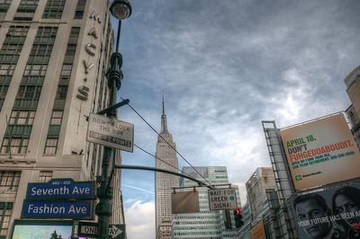 The Art Deco splendour of the stunning Chrysler Building, New York City