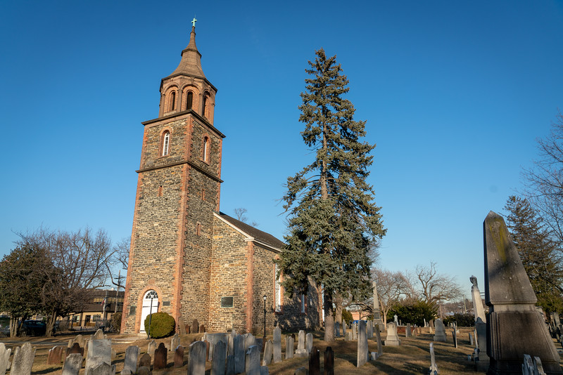 St. Paul's Church in Mount Vernon, New York
