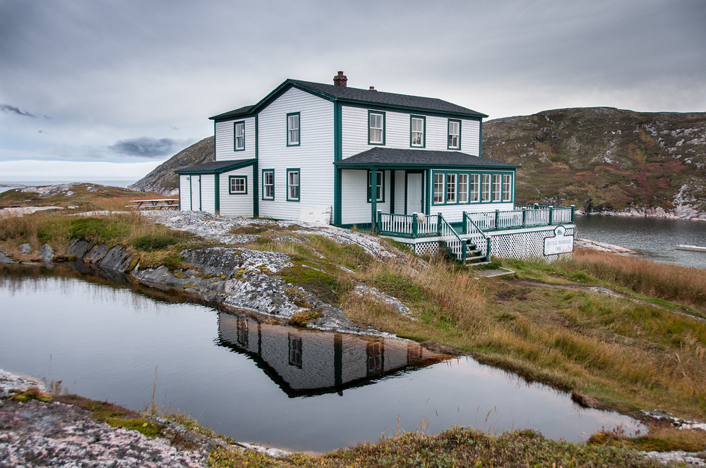 The Battle Harbor Inn, Labrador