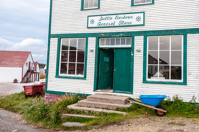 Battle Harbour General Store in Battle Harbour, Canada