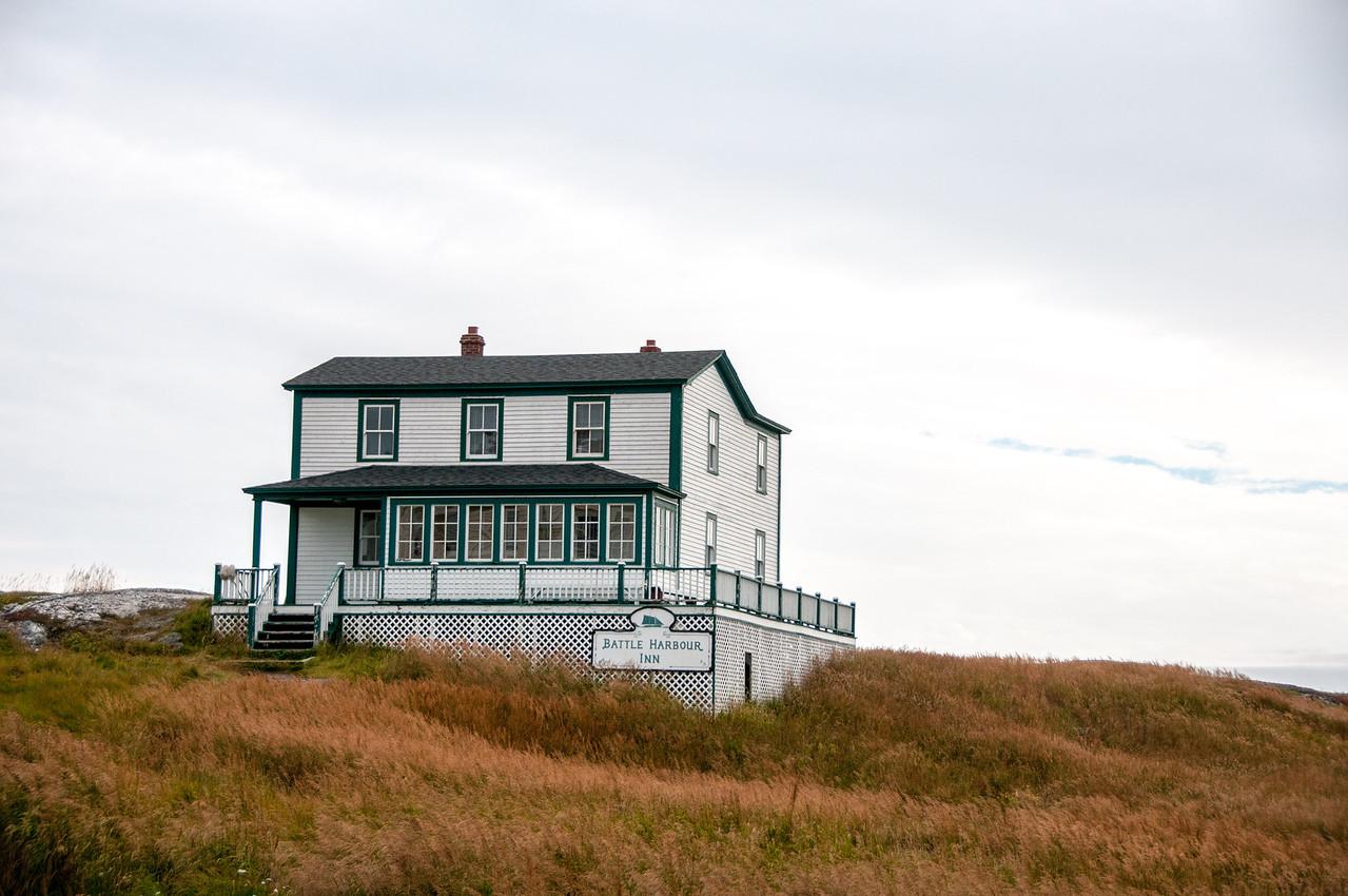 Battle Harbour Inn in Battle Harbour, Canada